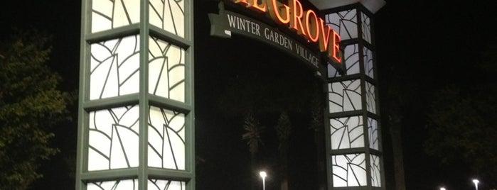 Winter Garden Village is one of New trip - Compras.