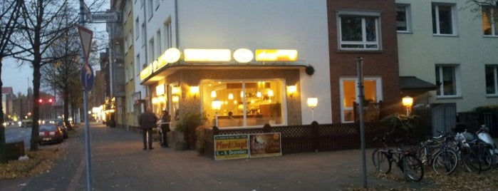 Pizzeria Gentilli is one of gute Restaurants.