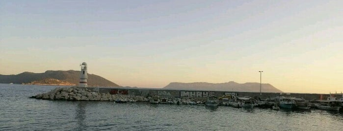 Kastellorizo Ferry is one of KAŞ.