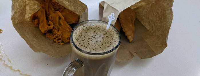 Mr Teh Tarik Eating House is one of Micheenli Guide: Supper hotspots in Singapore.