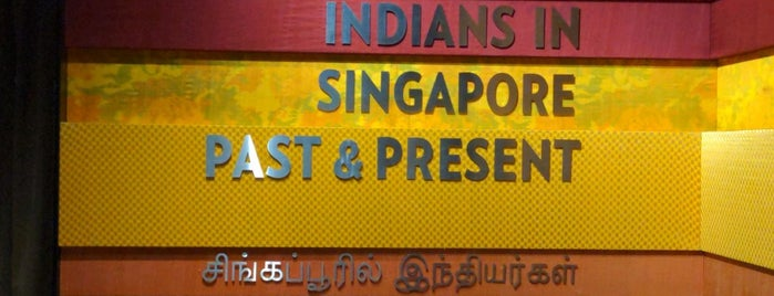 Indian Heritage Centre is one of Singapur.