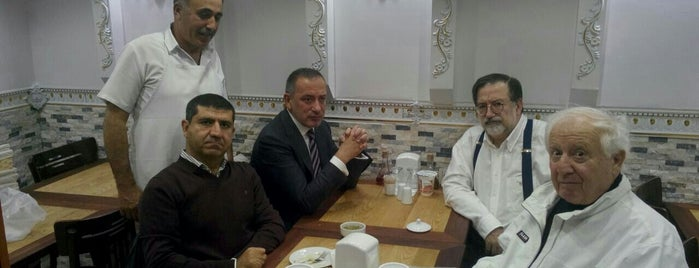 Meşhur Yeğenler Köftecisi is one of Kebap ve Köfte.