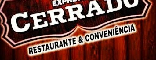 Expresso Cerrado Restaurante e Choperia is one of Tempat yang Disukai Donnato.