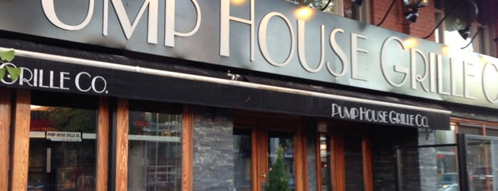 Pump House Grille Co. is one of Beers and Cheers in the GTA.
