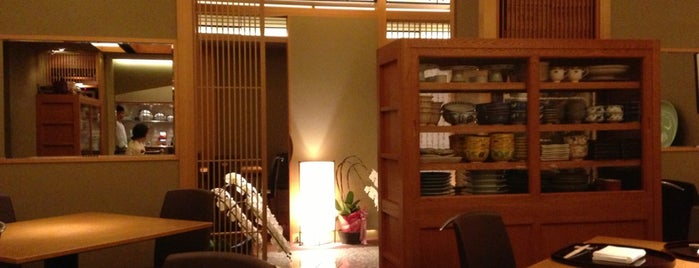日本料理 菱沼 is one of Tokyo: Michelins.