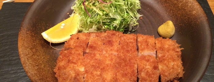 Katsuzen is one of Tokyo: Michelins.