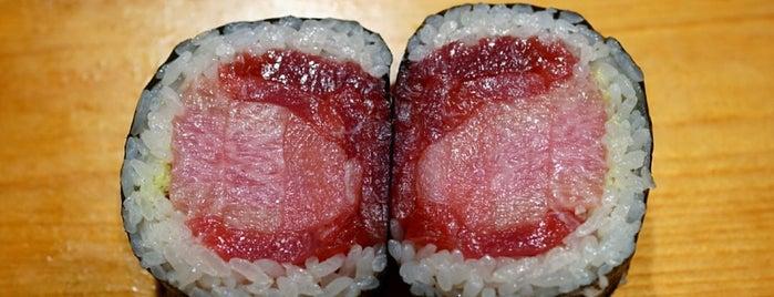 Tsuruhachi Bunten is one of Tokyo Sushi.