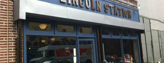 Lincoln Station is one of New York food+drink.