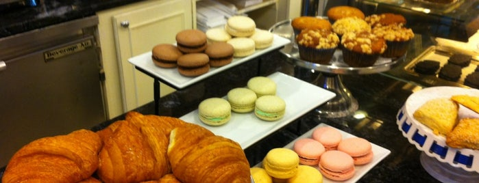 Le Petit Bakery is one of The Definitive Fort Greene.
