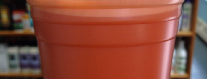 Karrot is one of MuseeYum Post-Museum Food & Drink.