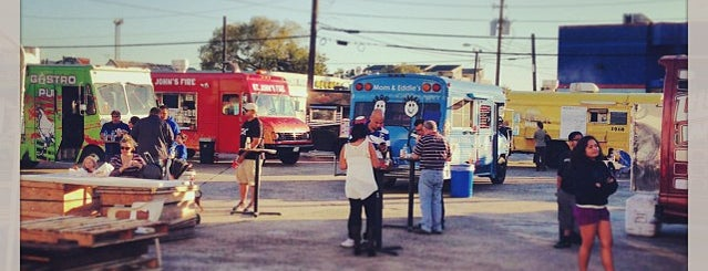 Houston Food Park is one of Food Trucks.