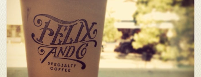 Felix & Co Specialty Coffee is one of Perth.