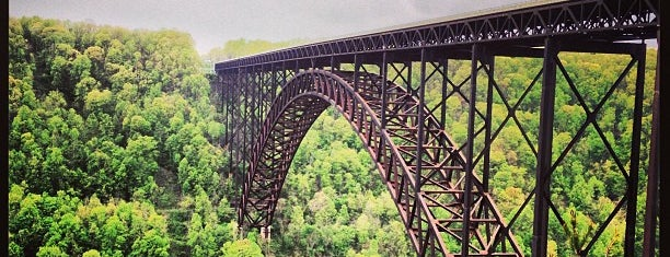 New River Gorge Overlook is one of My Fun.