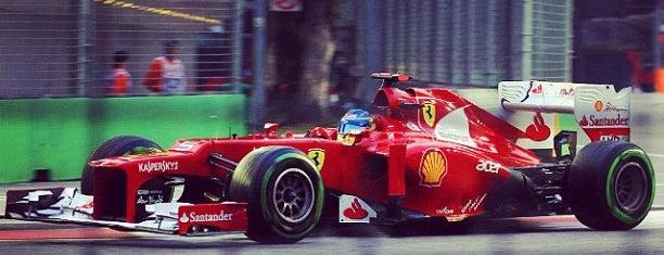 Formula 1 Tracks