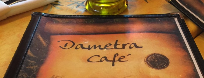 Dametra Fresh Mediterranean is one of Vickyeさんのお気に入りスポット.