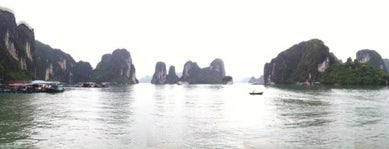 Vịnh Hạ Long (Ha Long Bay) is one of World Heritage Sites!!!.