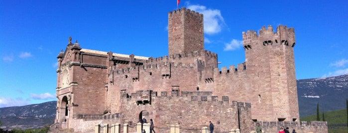 Castillo de Javier is one of Reyno de Navarra, Tierra de Diversidad.