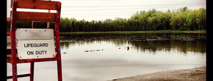 Goose Lake is one of Lugares guardados de Tim.