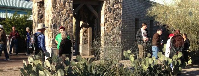 Sabino Canyon Recreation Area is one of Tucson, Az.
