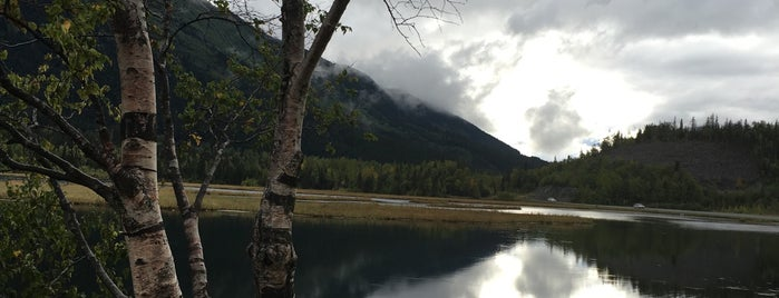 Tern Lake Picnic Area is one of Tempat yang Disukai Krzysztof.