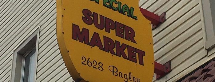 Algo Especial Super Mercado is one of Authentic Mexican/Latin American.