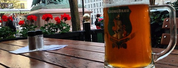 Brauhaus GeorgBraeu is one of Berlin entdecken ☕.