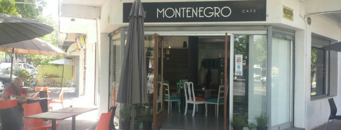 Café Montenegro is one of Orte, die Marcela gefallen.