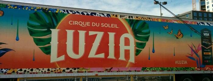 LUZIA - Cirque du Soleil is one of Sonia'nın Kaydettiği Mekanlar.