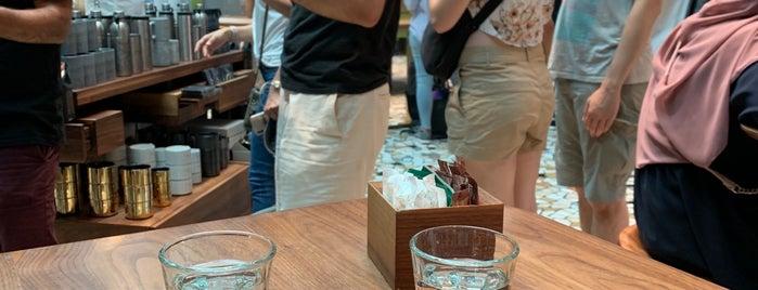 Starbucks Reserve Roastery is one of Posti che sono piaciuti a aziz.