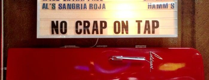 Garaje is one of California Love.