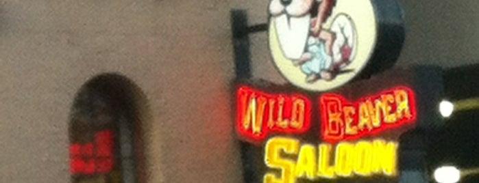 Wild Beaver Saloon is one of Jeremy: сохраненные места.