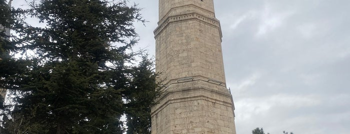 Tarihi Saat Kulesi is one of Tokat.