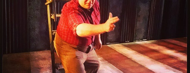 New Repertory Theatre is one of Jeff'in Kaydettiği Mekanlar.