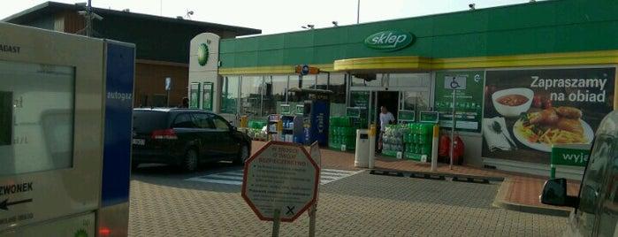 BP is one of Олег'ın Beğendiği Mekanlar.