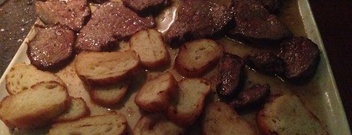 Nusr-Et Steakhouse is one of Tempat yang Disukai Taner.