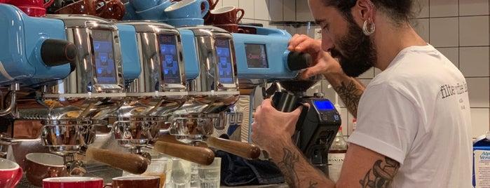 Filter Coffee Lab is one of bella storia (di casa).