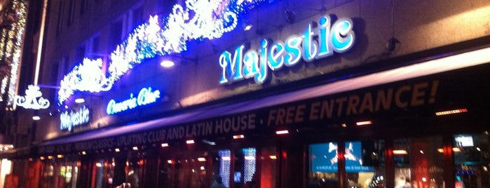 Majestic is one of Viagem.
