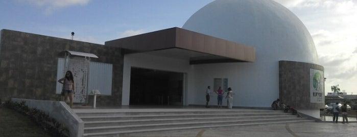 KA'YOK' Planetario is one of Explore the Mayan Paradise: Cancún #4sqCities.
