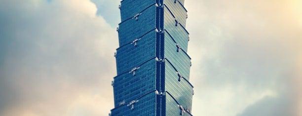 Taipei 101 is one of taipei.