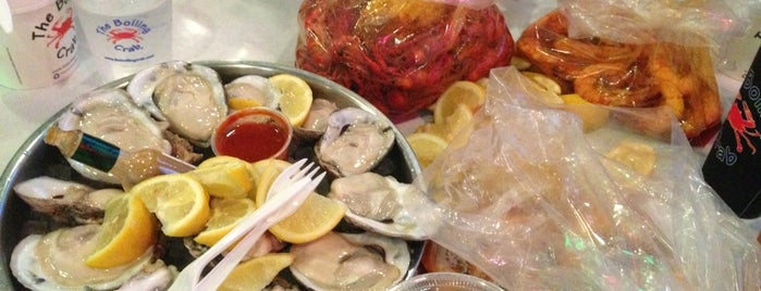 The Boiling Crab is one of SoCal Favorites/To-Dos.