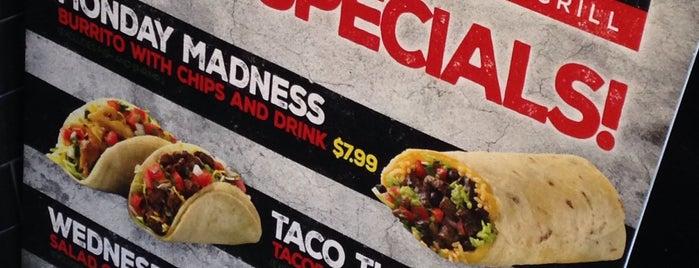 Chronic Tacos is one of Chip : понравившиеся места.