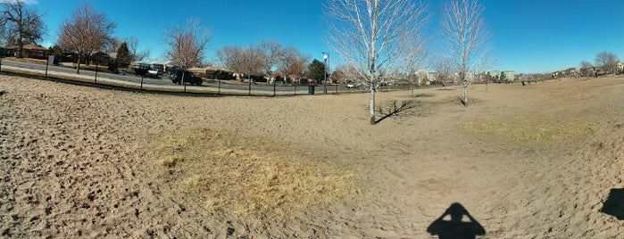 Stapleton Dog Park is one of Colorado.