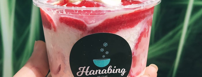 Hanabing (Korean Dessert Cafe) is one of Perth.