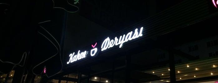 Kahve Deryası is one of Lieux qui ont plu à Koray.