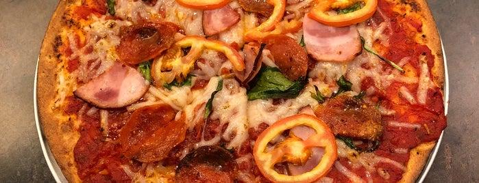 Pie Five Pizza is one of Christine 님이 좋아한 장소.