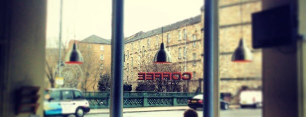 Offshore is one of coffee in glasgow.