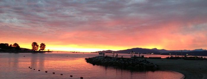 Sunset Beach is one of Favorite Spots in Vancouver.