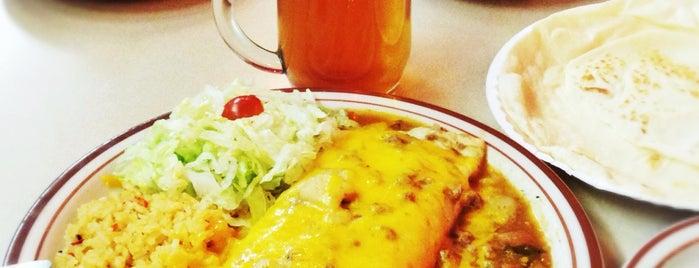 Frontier Restaurant is one of 40 Must-Try Burritos.