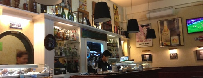Marcel Santaló Café-Bar is one of Restarant Barcelona.
