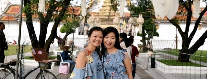 Wat Rakang is one of Posti che sono piaciuti a Chida.Chinida.